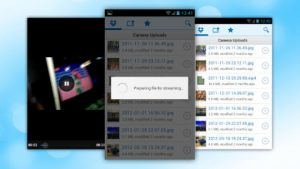 Ahora los usuarios de Android ICS pueden transmitir videos desde Dropbox