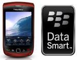 Ahora mejore su plan de datos fijo con BlackBerry DataSmart