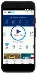 Ahora puede agregar saldo de Google Play usando Paytm en India