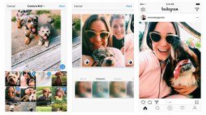 Ahora puede publicar varias fotos en Instagram en una sola publicación en formato horizontal o vertical