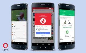 Ahora puede rastrear puntajes de cricket en vivo, comentarios y más usando Opera Cricket en Opera Mini
