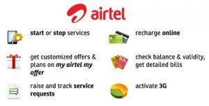 Ahora sírvase usted mismo con el 'Servicio de autoservicio en línea' de Airtel para clientes móviles de prepago