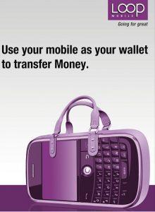 Ahora transfiera dinero a través de SMS a cualquier número de teléfono móvil con 'MWallet' de Loop Mobile