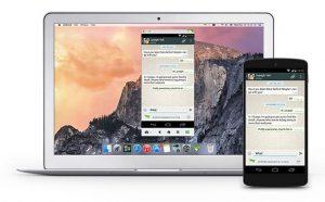 AirDroid 3 le permite reflejar su teléfono inteligente Android en su PC