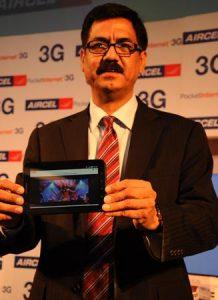 Aircel lanza servicios móviles 3G en Andhra Pradesh, Kerala y Jammu y Cachemira