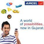 Aircel lanza servicios móviles GSM en Gujarat