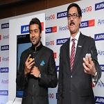 Aircel lanza una zona de experiencia 3G en Chennai, Suriya realiza la primera videollamada 3G