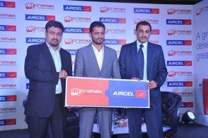 Aircel se asocia con Micromax para ofrecer paquetes de ofertas en teléfonos inteligentes y dongles