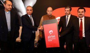 Airtel Payments Bank se lanzó oficialmente en India