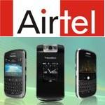 Airtel anuncia nuevos planes prepagos de BlackBerry