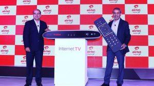 Airtel lanza el decodificador DTH híbrido de Internet TV con tecnología Android TV