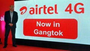 Airtel lanza servicios 4G LTE-A en Sikkim