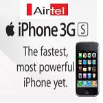 Airtel traerá el iPhone 3GS a India el 26 de marzo