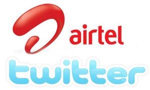 Airtel ofrece acceso gratuito a Twitter hasta marzo de 2012