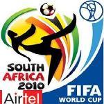 Airtel ofrece la alerta del día de partido de la Copa Mundial de Fútbol 2010 y mucho más