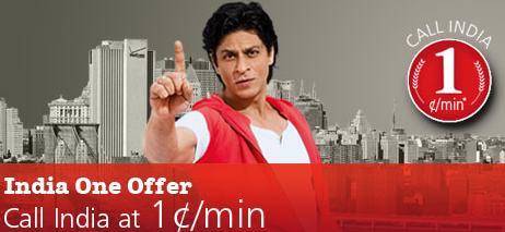 Airtel ofrece tarifas de llamadas de 1 centavo / minuto desde EE. UU. A India
