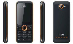 Akai lanza Dual SIM Mobile - 2122