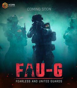 El juego FAU-G, la alternativa de la India a PUBG Mobile, ya está disponible para descargar