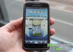 Alcatel One Touch 995, se rumorea que se lanzará con Android ICS