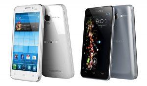 Alcatel anuncia la serie One Touch Snap en el MWC