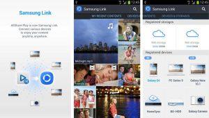 AllShare Play reemplazado por Samsung Link