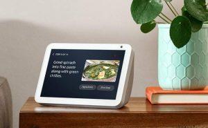 Altavoz inteligente Amazon Echo Show 8 con pantalla de 8 pulgadas lanzado en India