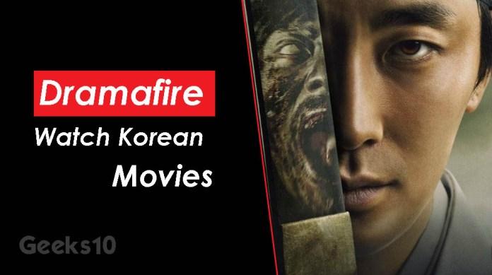 Dramafire: Mira y descarga Drama de películas coreanas 2020