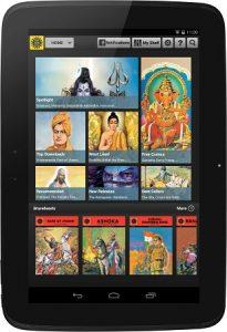 Amar Chitra Katha lanza la aplicación ACK Comics para Android e iOS