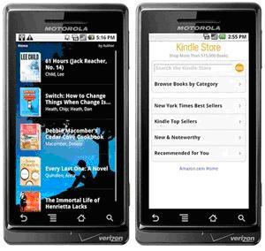 Amazon App Store en Android: compre aplicaciones sin un dispositivo