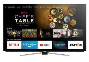 Amazon Fire TV y Fire TV Cube anunciados en IFA 2019