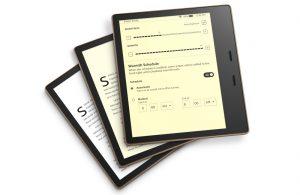 Amazon Kindle Oasis sale a la venta en India, el precio comienza en ₹ 21,999