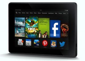 Amazon anuncia una versión renovada de Kindle Fire HD y dos nuevas tabletas HDX