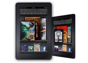 Amazon puede desechar un Kindle Fire de 8,9 pulgadas, traerá un gigante de 10,1 pulgadas en su lugar
