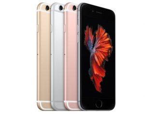 Presentación del Apple iPhone 6S con pantalla 3D Force Touch y cámara iSight de 12 MP