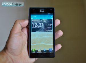 Análisis: LG Optimus 4X HD