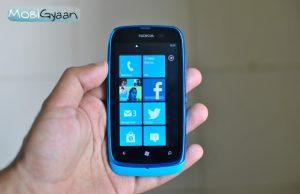 Análisis: Nokia Lumia 610
