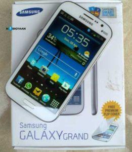 Análisis: Samsung Galaxy Grand Duos