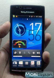 Análisis: Sony Ericsson Xperia Arc