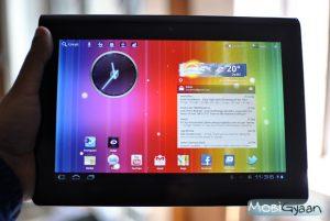 Análisis: Sony Tablet S