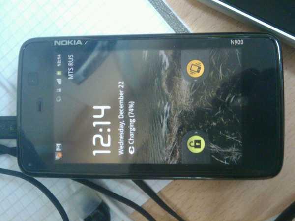 Android 2.3 portado a Nokia N900