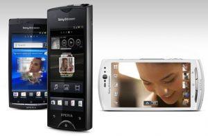Android 4.0 ICS ahora disponible para Sony Xperia Arc S, Neo V y Ray