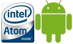 Android 4.0 listo para teléfonos inteligentes y tabletas basados en Intel