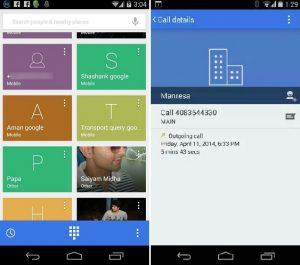 Android 4.4.3 traerá un marcador completamente nuevo para su teléfono inteligente