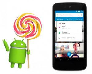 Android 5.1 con soporte para múltiples SIM, protección de dispositivos y más ahora disponible