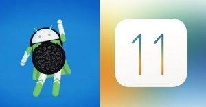 Android 8.0 Oreo vs Apple iOS 11 - ¿Cuál es el verdadero negocio?