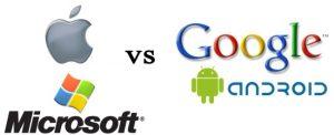 Android está amenazado por la guerra de patentes, dice Google