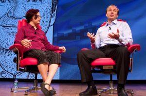 Andy Lees de Microsoft confirma los teléfonos WP Nokia en Nokia World en Londres
