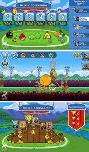 Angry Birds Friends se lanzó para Android, iOS de forma gratuita