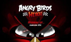 Angry Birds Heikki con temática de F1 se lanzará el 18 de junio