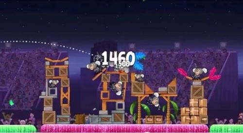 Angry Birds Rio recibe la actualización de 'Carnival Upheaval'